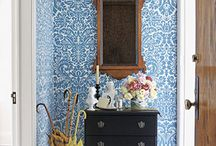 ENTRYWAYS/FOYER / by Suzanne Rayfield