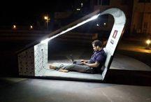 outdoor accomodation idea for street sleepers