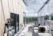 greenhouse / orangery