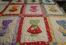 Sun Bonnet Sue Quilts