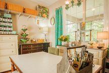 Decor/Craft Room