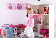 Meisjes kamer
