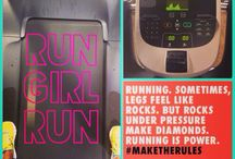 Run Girl Run / From the road to the tready...and everything in between!