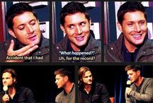 Jared, Jensen, and Misha