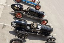 Mechanical - Race Cars