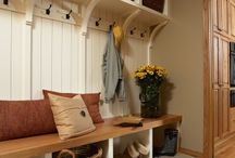 Laundry/Mudroom / by Jamie Cline