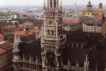 Munich / Impression of the city MAJ is located.