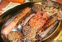 Carne, asados y barbacoas