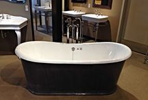 Tubs / Some of our favorite tubs from the showroom floor.  Come by kick of your shoes and try one out.