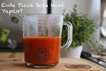 MUTFAK - Soslar / Pizza Sosu