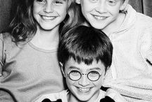 Harry, Ron & Hermione / Harry, Ron & Hermione friend / by Lou-Anne Gorin