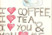 Love coffee / by Michcelle Bechtel