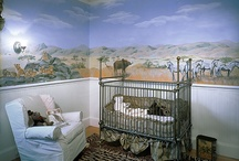 Big World for Little People / Children's Room Murals and Decorative Painting