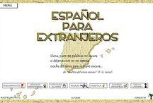 ELE / Enseñanza de español como lengua extranjera