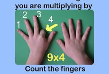 Multiplication Facts / by Julie Pearson