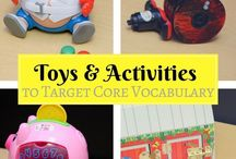 Core Vocabulary / Checkout resources for teaching core vocabulary