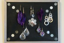 Diva Danglers, Jewelry Holders