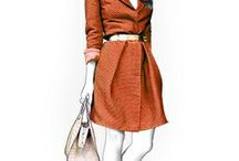 šití - kabát, bunda