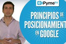 Posicionamiento Web / Todo lo que necesita saber para alcanzar las primeras posiciones en Google.