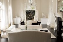 WHITE Rooms / by Authentica Classics