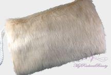 MRB HandMuff / MyRidiantBeauty Faux Fur Handmuffs