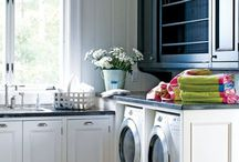 Laundry Rooms / by New England Fine Living