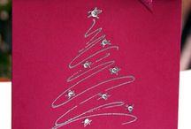 Handmade Tags Christmas