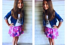 Diva Daughters / Little girl fashion