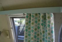Freebird furnishings / Airstream curtain design / by Captain Mackotak