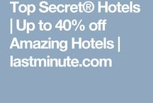 Hotels and accommodation