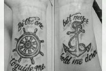 My Tattoos / by Krista Lane