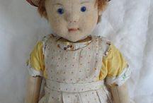 Steiff doll