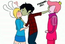 Marshall and Fionna