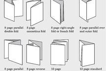 card folds instructions