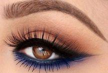 Sombras make-up