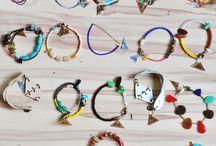 Bracelets lots of them