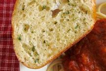 Yummy bread! / Recipes for delicious bread