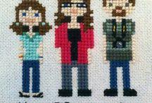 Crafts - Cross-Stitch