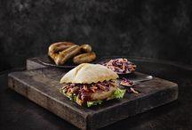 Pork Sausage Recipes / New Pork Sausage Recipes created for British Sausage Week 2016
