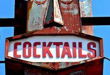 Schilder und Reklame