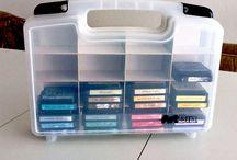 Scraproom, organization