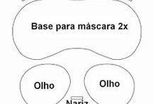 MASCARAS DE DORMIR