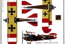 5M-Aviacion Austrohungara y Rusa 1WW