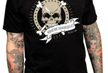 Cafe Racer & Vintage T-shirts / T-shirts from the world