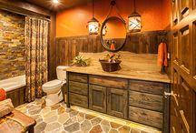 Bathroom Design / Bathrooms designed by Gina McMurtrey Interiors LLC  http://bit.ly/2i3vneX