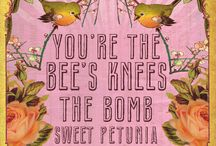 Bees Knees♥