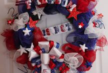4th of July-Memoral day-labor day