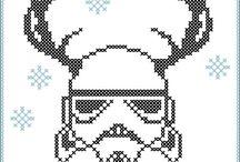 cross stitch patterns free star wars