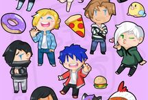 My favourite youTubers / Aphmau is my favourite