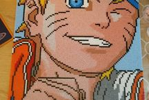 Hama Beads Naruto